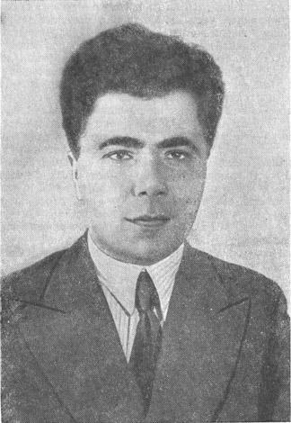 В. А. Амбарцумян.