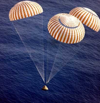 ОТСЕК ЭКИПАЖА «Аполлона-17»