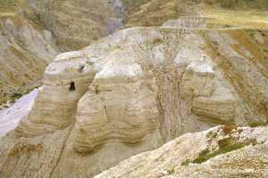 Та самая Кумранская пещера